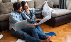 Achat immobilier sur plan