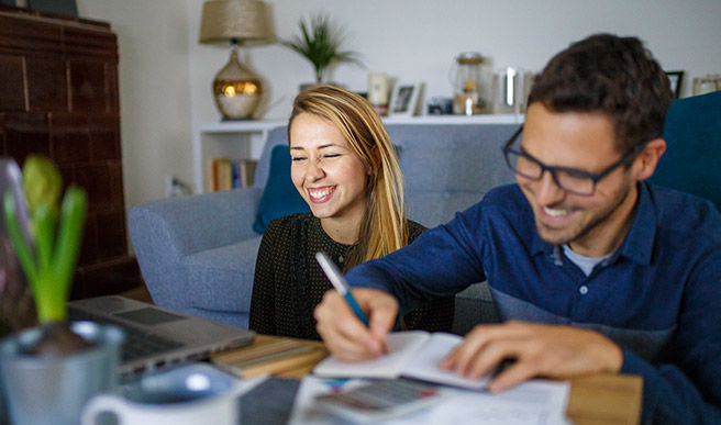 Les jeunes sont intéressés par l'achat immobilier